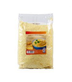 Piure de cartofi instant Devero, în ambalaj de 1kg este alternativa rapidă la piureul de cartofi tradițional. Gustul excelent, ingredientele de calitate fac din piureul de cartofi instant Devero o opțiune delicioasă când vrei să economisești timp.