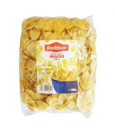 Pellete snacks Ronda Roddson, în ambalaj de 1kg sunt o gustare delicioasă, plină de savoare pentru momentele de distracție și nu numai!