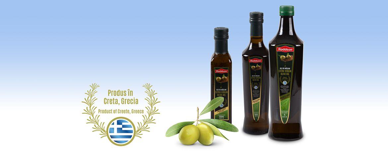 Ulei de măsline extravirgin