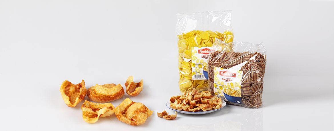 Pellete Snacks Expandabile